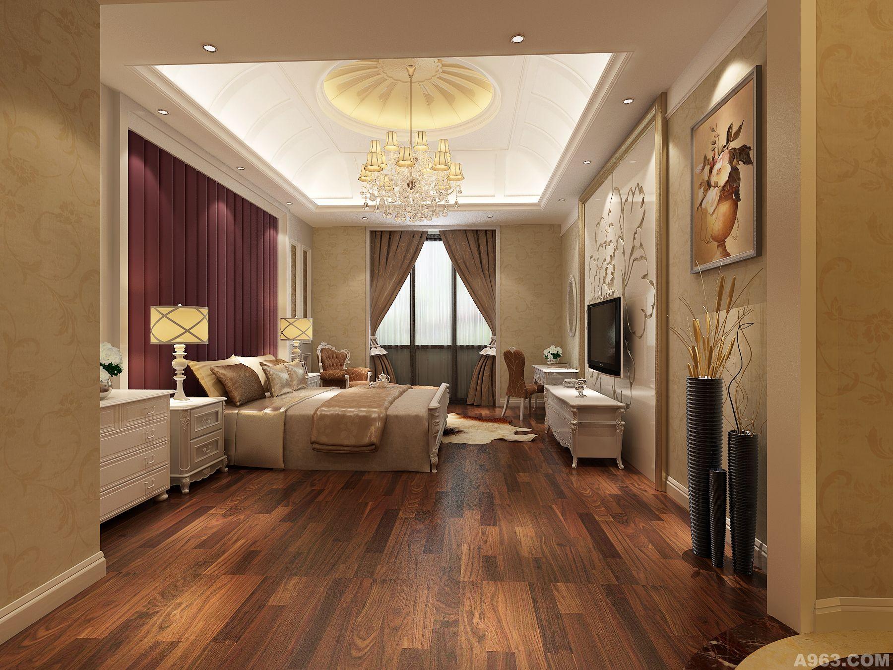 维多利亚 - 别墅豪宅 - 合肥室内设计网_合肥室内设计